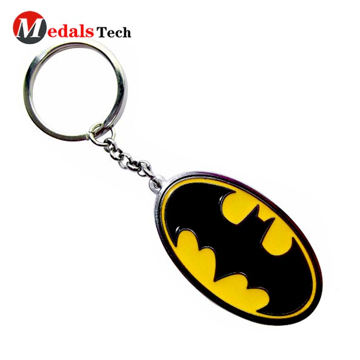 Medals Tech metal keychain supplies manufacturer for promotion-5