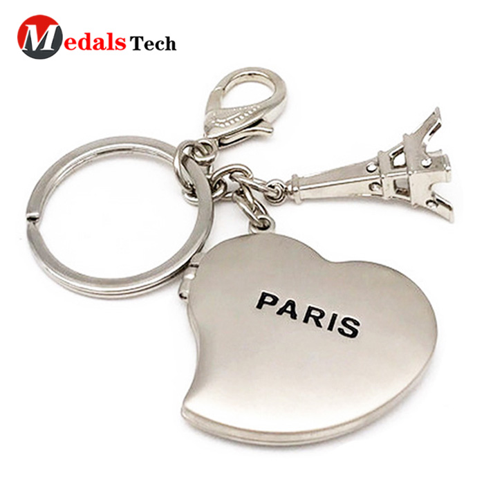 Medals Tech metal keychain supplies manufacturer for promotion-6