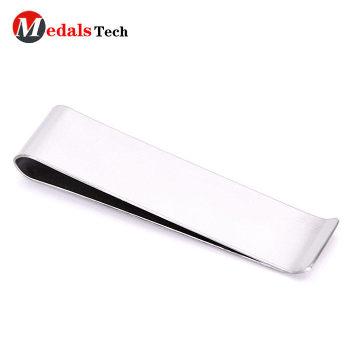 Promotional  stainless steel blank smooth business gift