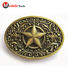 Medals Tech national square western belt buckles design for add on sale
