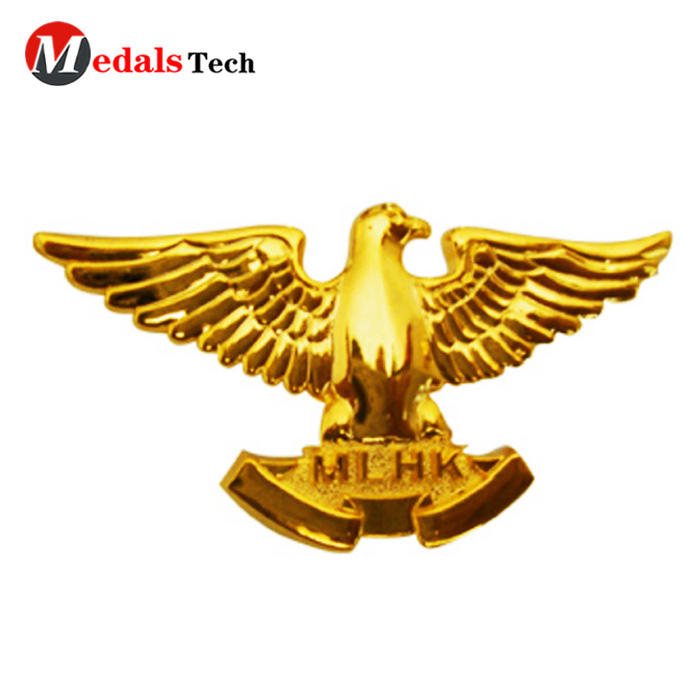 Medals Tech gifts suit lapel pins design for add on sale