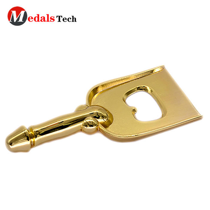 Medals Tech round beer bottle openers directly sale for household