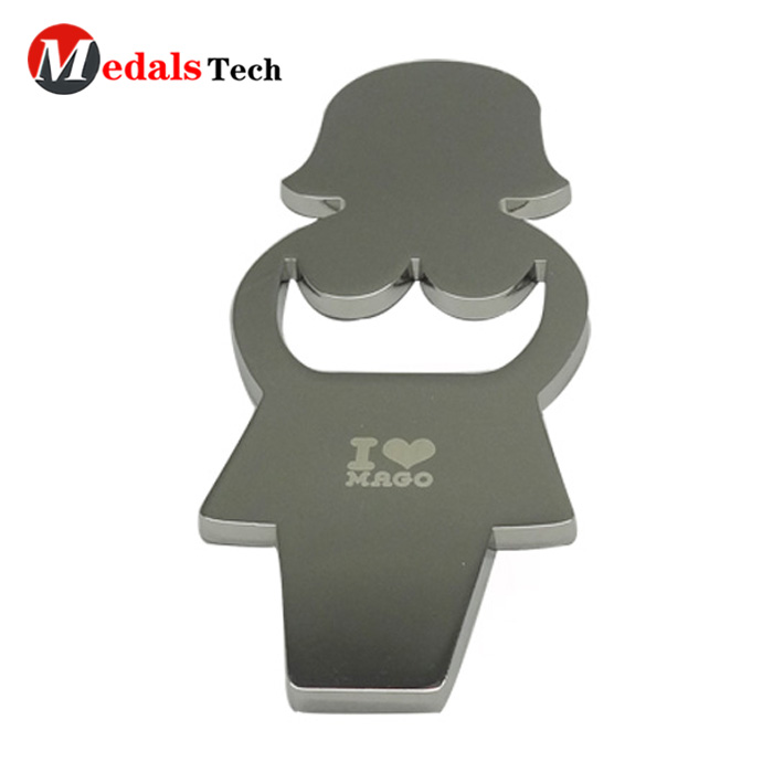 Medals Tech round beer bottle openers directly sale for household-4
