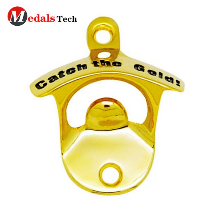 Medals Tech round beer bottle openers directly sale for household-5