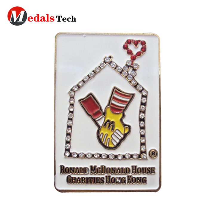 Medals Tech handbags custom name plates factory for kids-4
