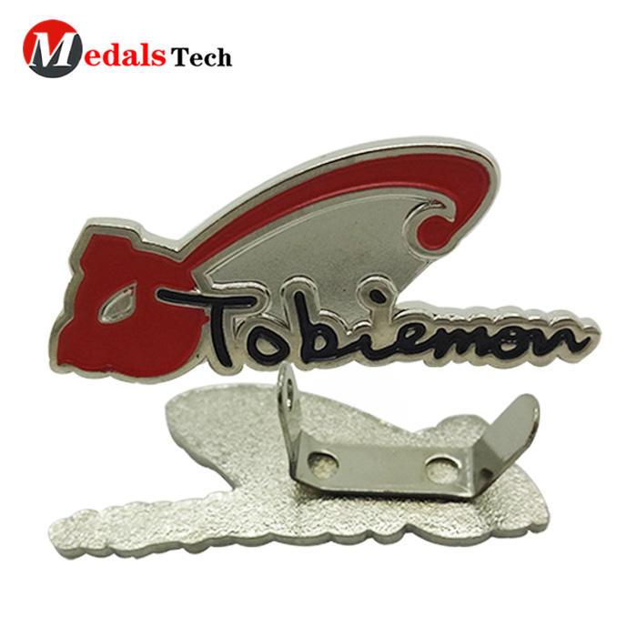 2019 cheap customized letter logo aluminum nameplates