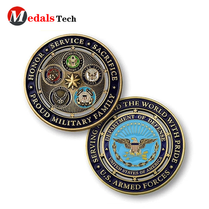 beautiful unit challenge coins challenge personalized for kids-5