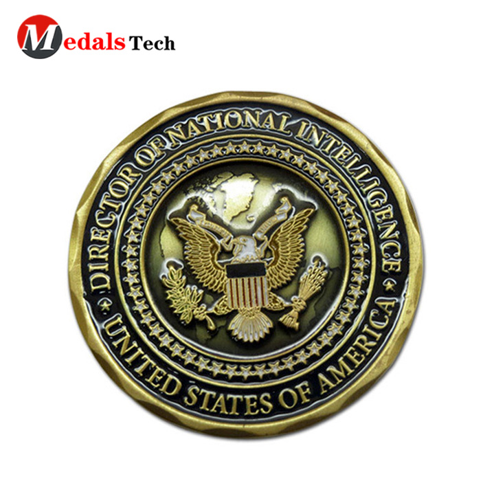 High quality bottle opener zinc alloy medal with magnet-3