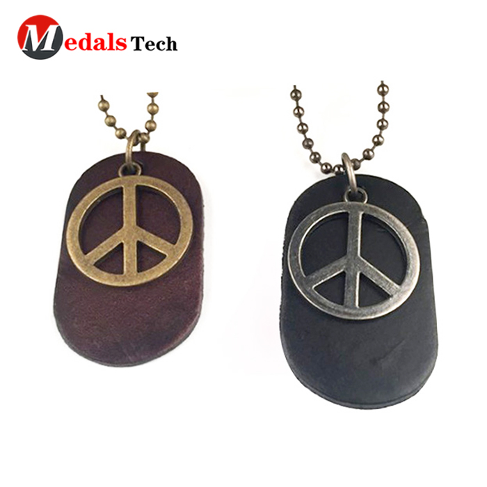 plated cool custom dog tags polishing customized for add on sale-4