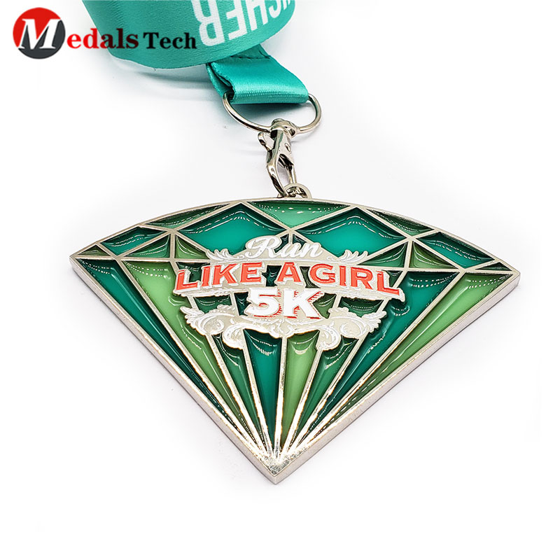 Medals Tech spinning custom race medals factory price for add on sale-6