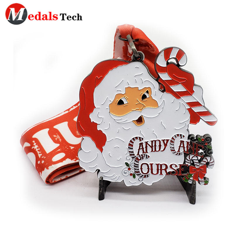 Custom Medals for Kids Christmas Style Souvenir Gift