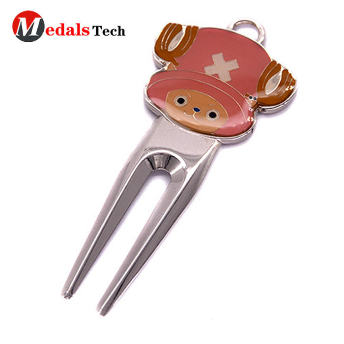 Popular Golf Divot Tool with Poker Ball Marker