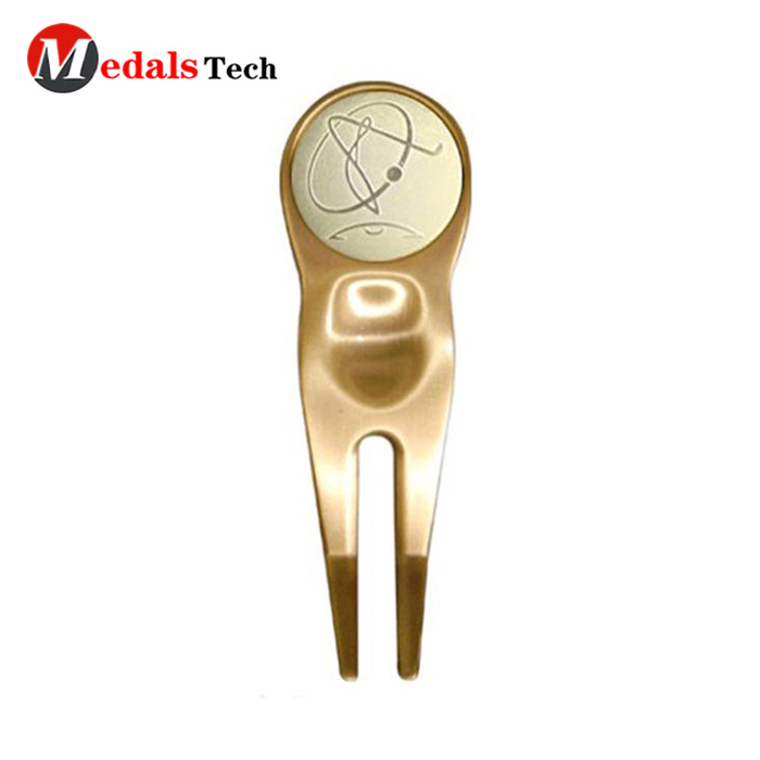 Medals Tech alloy golf divot tool with good price for woman-1
