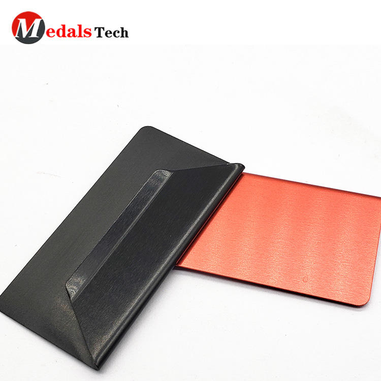 2019 promotion color filled cheap metal  money clip for men