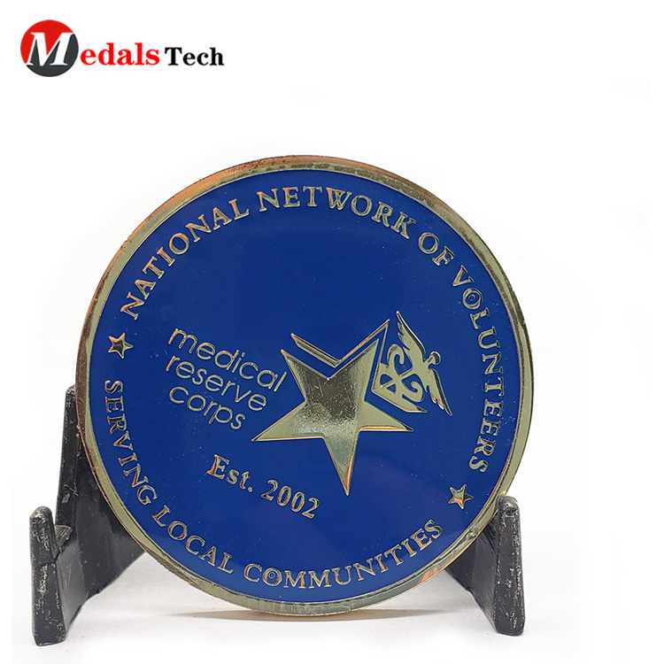 Medals Tech coin unit challenge coins wholesale for add on sale-4