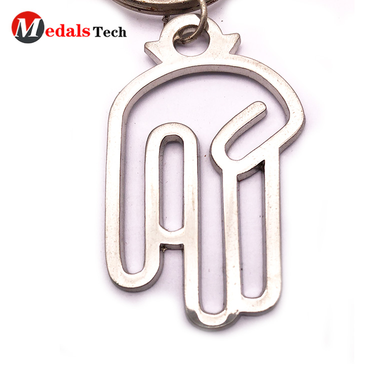 Medals Tech metal name keychains series for souvenir-6
