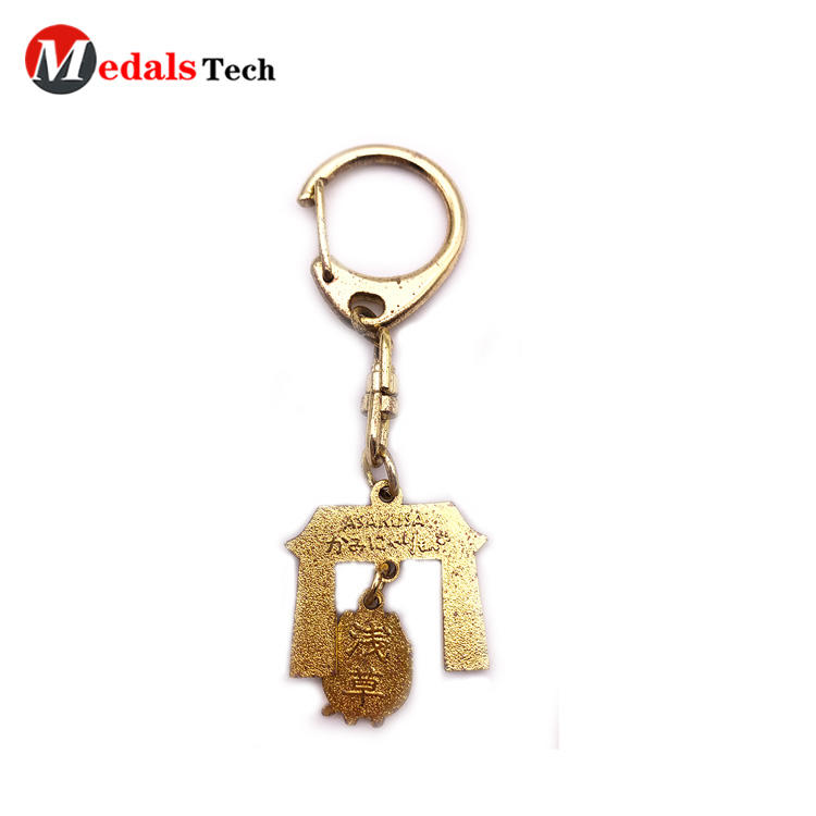 Wholesale Soft Enamel Festival Event Souvenir Decorative Keychain with Dog Hook