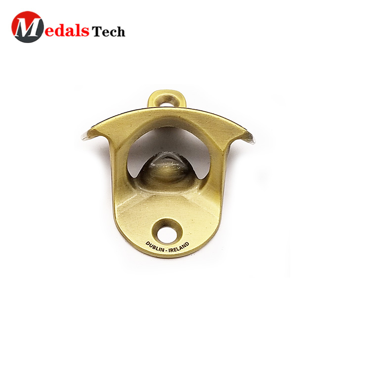 round wall mount bottle opener customized for souvenir-6