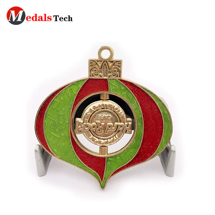 Medals Tech round custom lapel pins cheap design for man-5