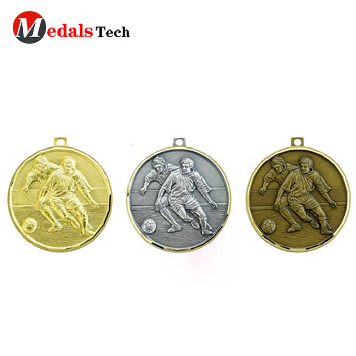 2019 high quality custom 3d logo  souvenir sports metal medal