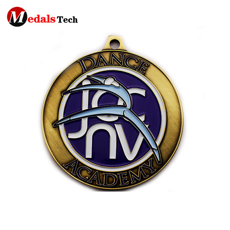 Custom made medals Eco-friendly with soft enamel