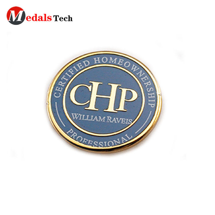 Hot selling soft enamel embossed logo sports pin lapel pins