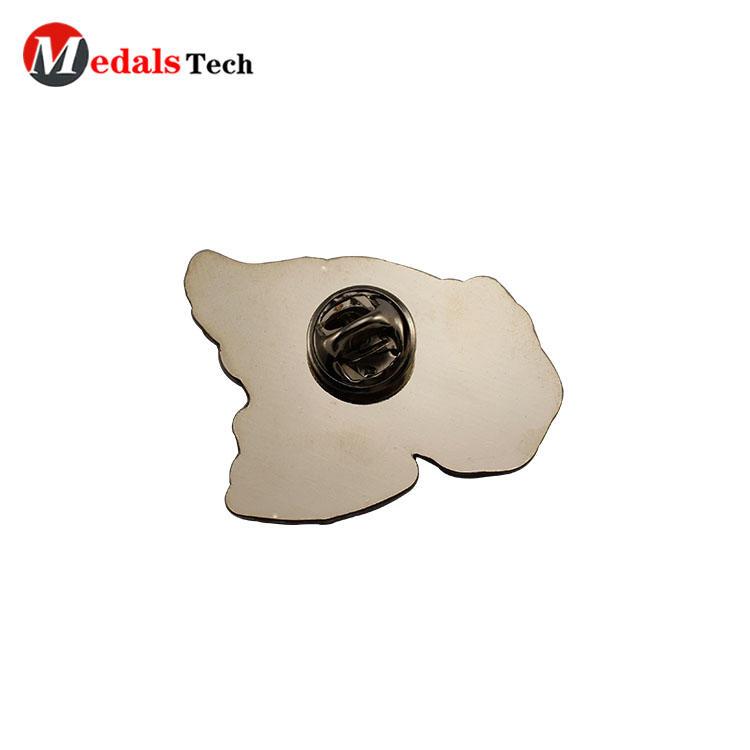 Hot selling soft enamel embossed logo sports pin lapel pins