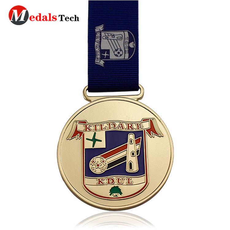 Custom running medals 3d logo sports event medal
