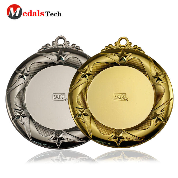 Custom types of medals for events