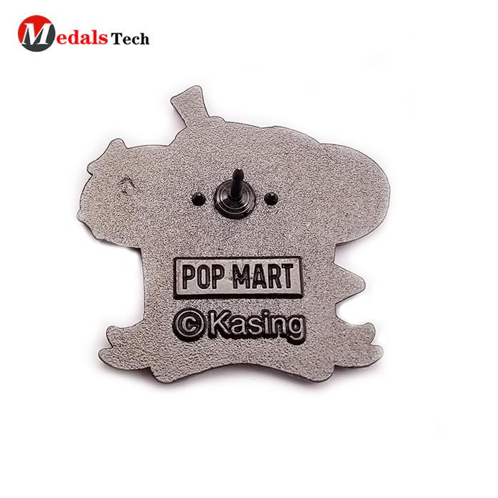 Custom best lapel pins soft enamel logo metal gift badge