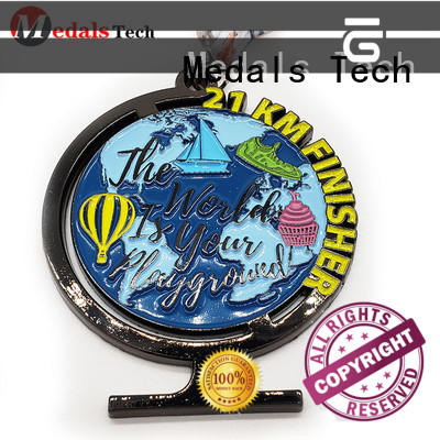 Medals Tech hollow running finisher medals factory price for kids