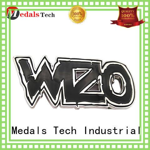 Medals Tech creative men belt buckles wholesale for teen