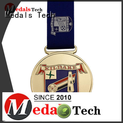 Medals Tech maker metal medal personalized for kids