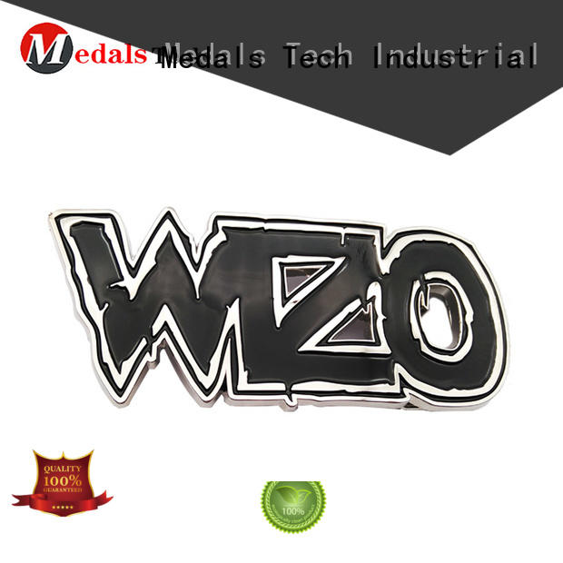 embossed men belt buckles plated factory price for man