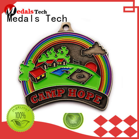 Medals Tech marathon the gold medal personalized for promotion
