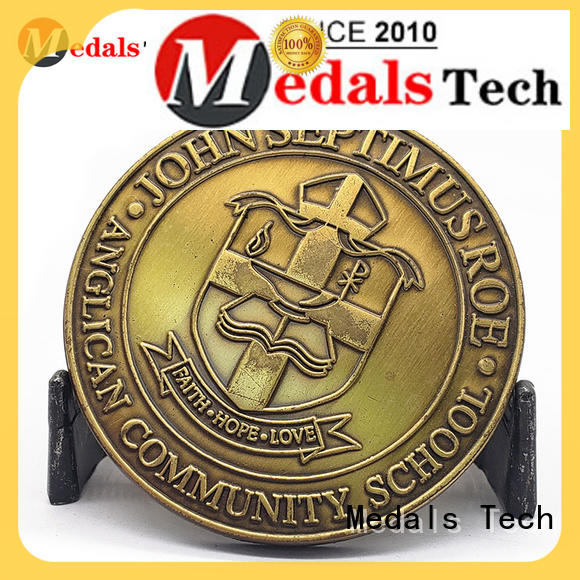 hot selling custom challenge coins wholesale for kids