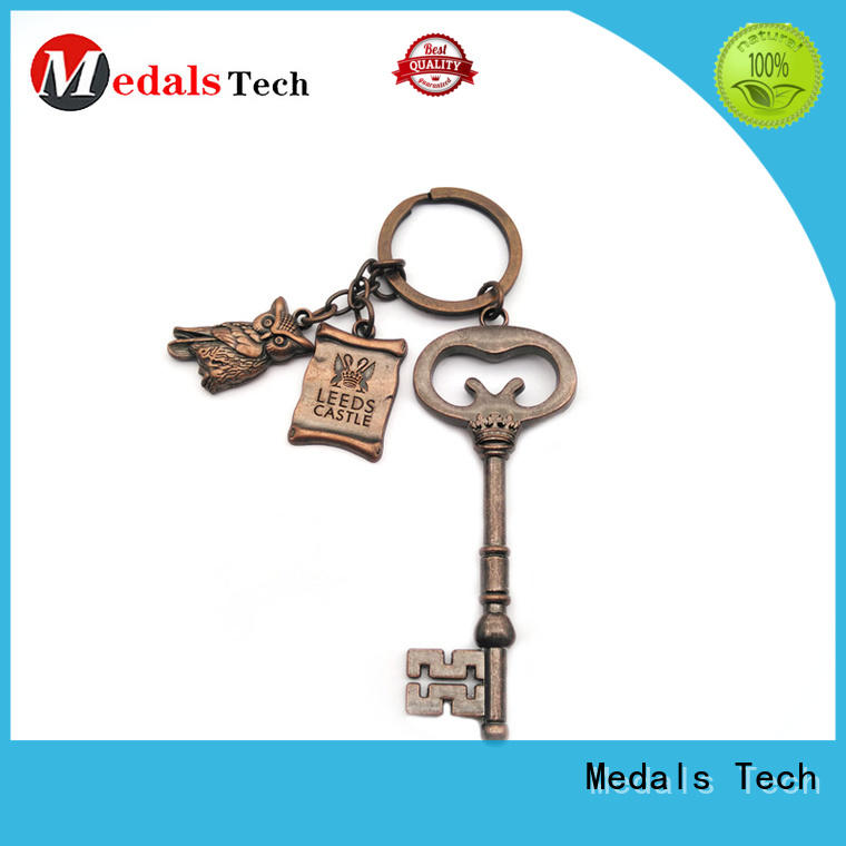 direct metal keychains design for adults Medals Tech