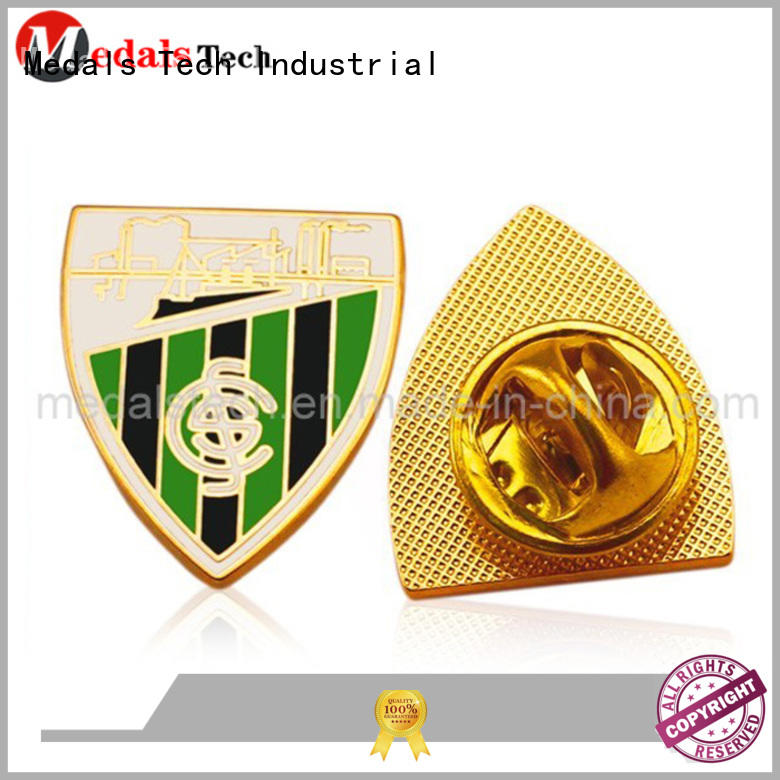 Medals Tech national suit lapel pins factory for adults