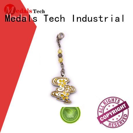 Medals Tech color custom logo keychains series for souvenir