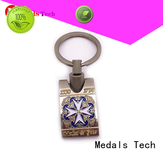 gold metal key ring directly sale for man