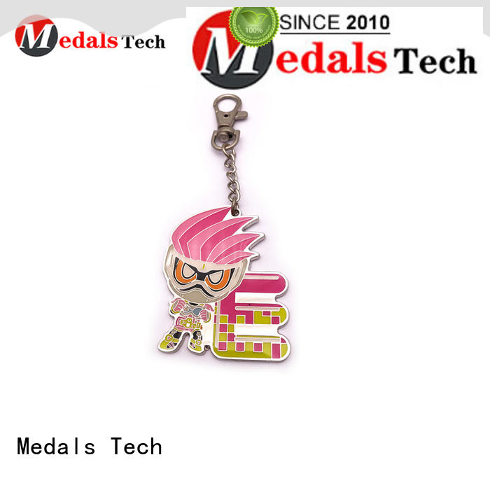 Medals Tech popular keychain supplies series for promotion