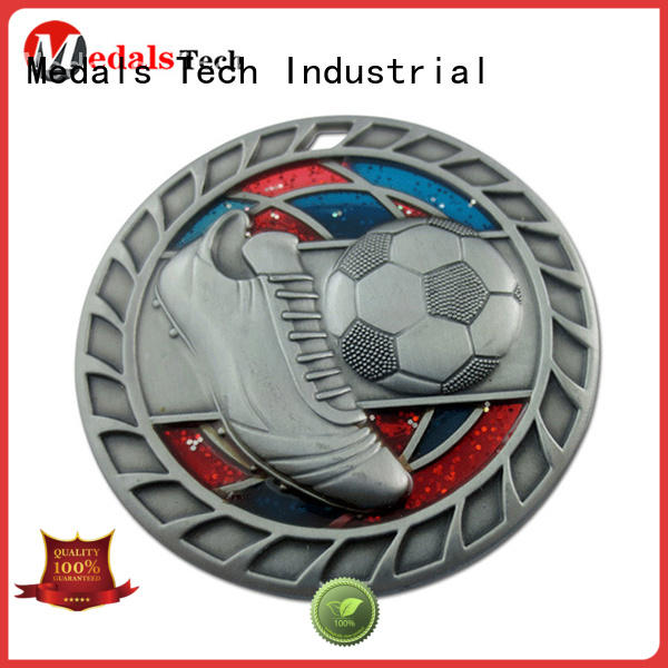 Medals Tech engraved custom challenge coins supplier for kids