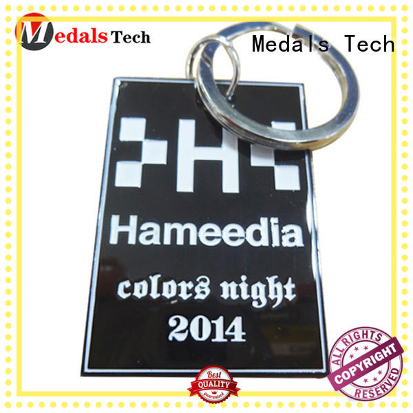 Medals Tech casting cool keychains for guys manufacturer for woman