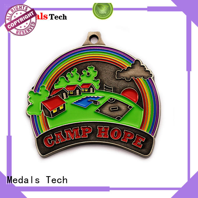 Medals Tech round metal medal factory price for man