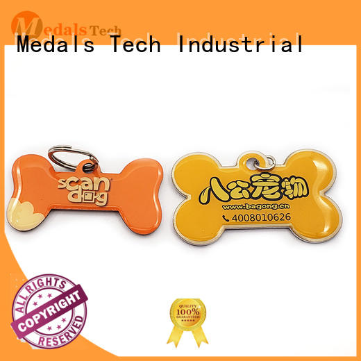Medals Tech design dog tag prices from China for boys