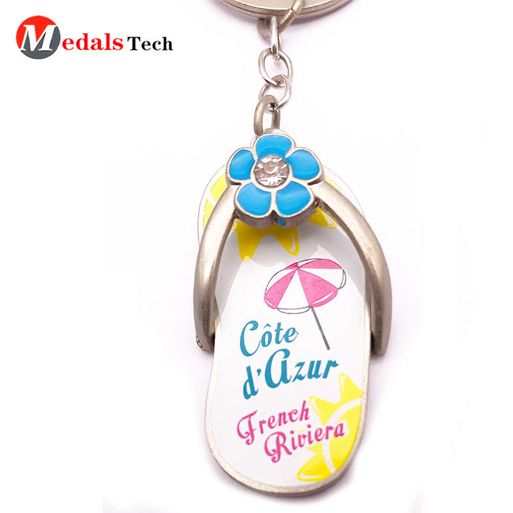Medals Tech bullet metal key ring series for man-1