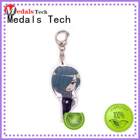 Medals Tech casting custom logo keychains customized for adults