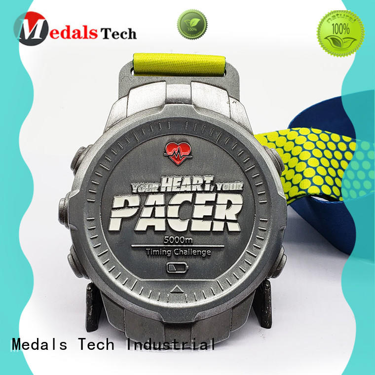 Medals Tech made running race medals factory price for commercial
