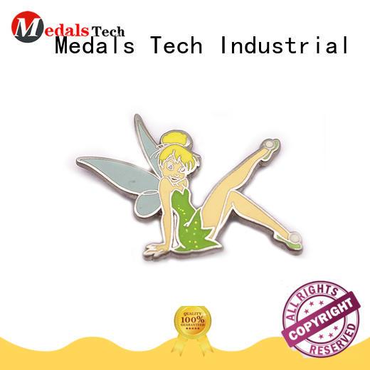 Medals Tech badges mens suit pins design for adults