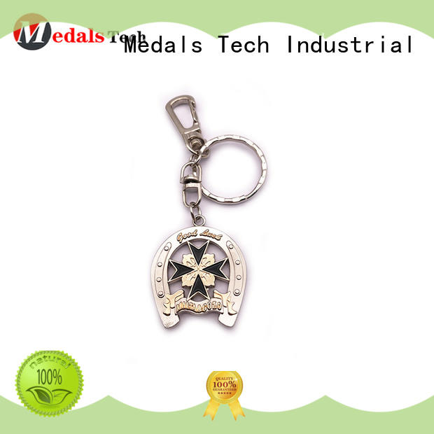 Medals Tech cartoon novelty keyrings series for commercial